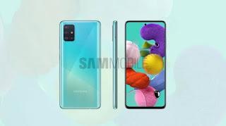 Samsung Galaxy A51, Galaxy A71