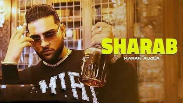 sharab karan aujla lyrics