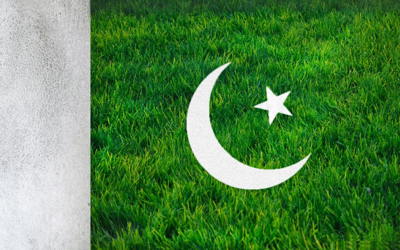 Black And Green Wallpaper Hd Sexy Wallpaper Beautiful Pakistani Flag On Green Grass