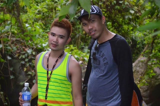Trekkers of Capistrano Falls