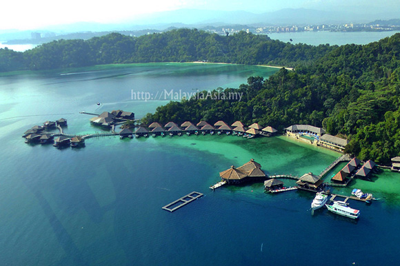 Sabah Helicopter Tours
