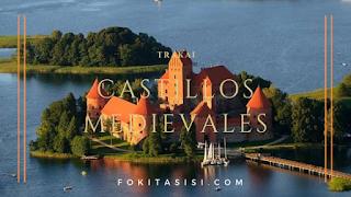 (Imagen) un castillo renovado es el único castillo de Europa en las zonas del báltico rodeado completamente por agua, en él se llevan a cabo varias renovaciones al año, así como eventos trakai, festivales y conciertos