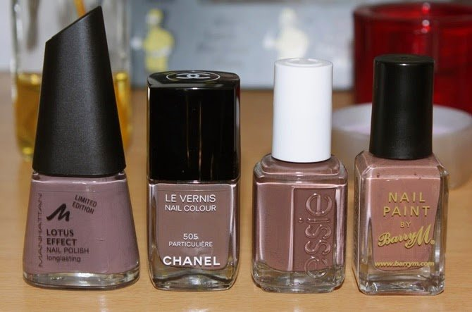 Esmalte Chanel Particuliere 505