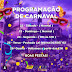 Fique ligado na programação de Carnaval - ACADEMIA ESTAÇÃO FITNESS