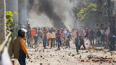 delhi riot 2020