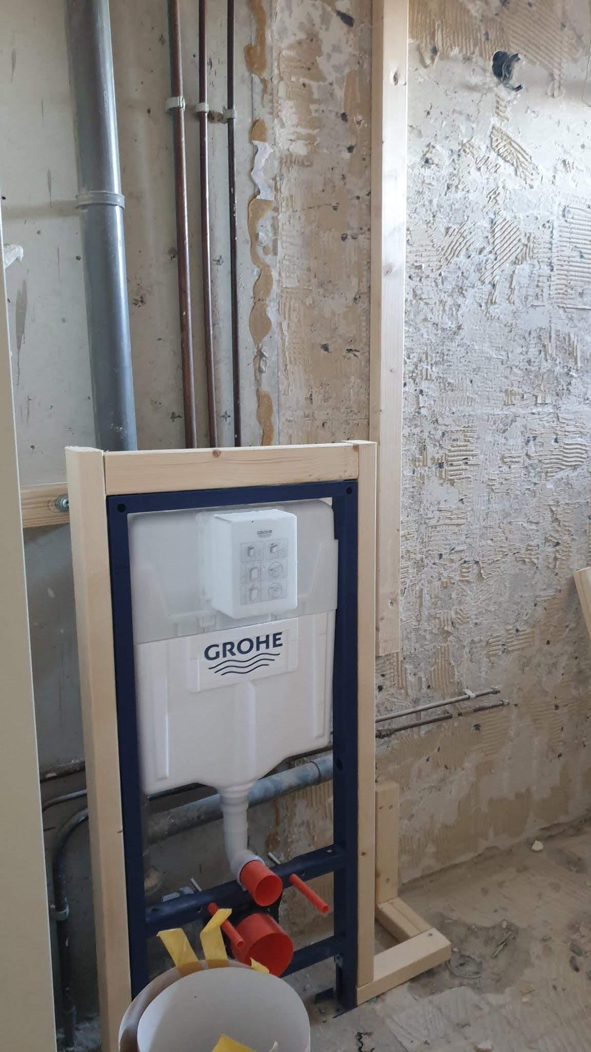 ile trwa generalny remont łazienki