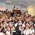 """Estudantes estão visitando a Mostra """"De Santa Rita para o Mundo - 100 Anos de Tico-Tico no Fubá"""""""