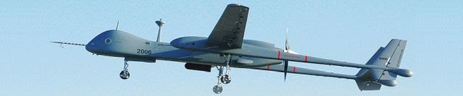 Indian Army Leases 4 Heron Unmanned Aerial Vehicles From Israel