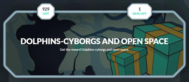 免費序號領取:Dolphins-cyborgs and open space