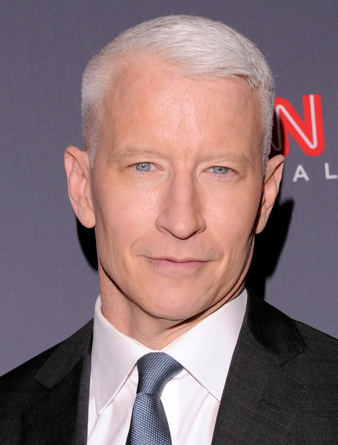Anderson Cooper Shed Tears While Being Interviewed With Cornel West About Racial Justice
