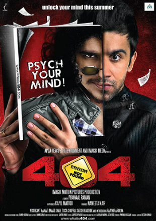 404 Error Not Found 2011 Full Hindi Movie Download