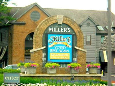 Miller's Smorgasbord Restaurant in Lancaster County, Pennsylvania