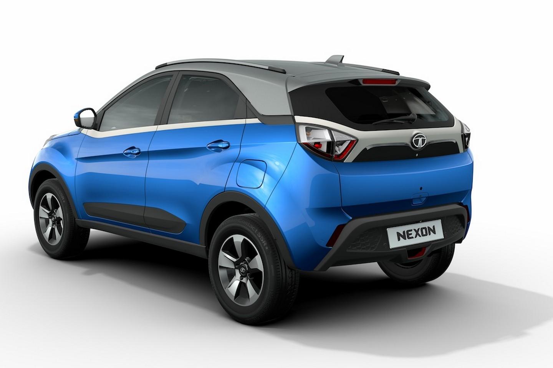 Tata Nexon Joins India S Expanding Suv Market Carscoops Com