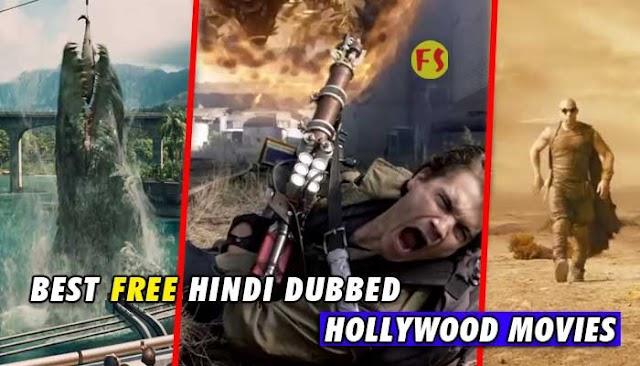 Best Free Hindi Dubbed Hollywood Movies | जिन्हे आप आसानी से Youtube पर देख सकते है