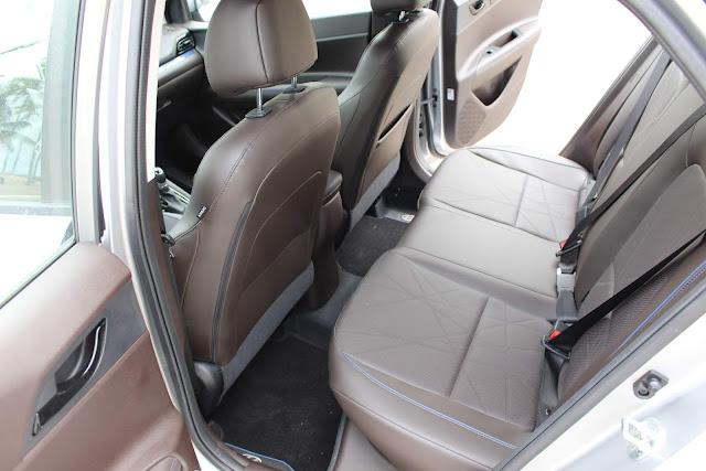 New Hyundai HB20 2020 - porta-malas