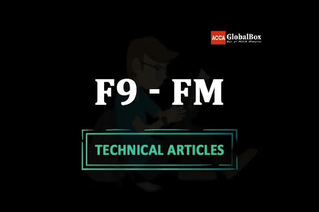 F9 - (FM) - 2021 | ALL in One Technical Articles