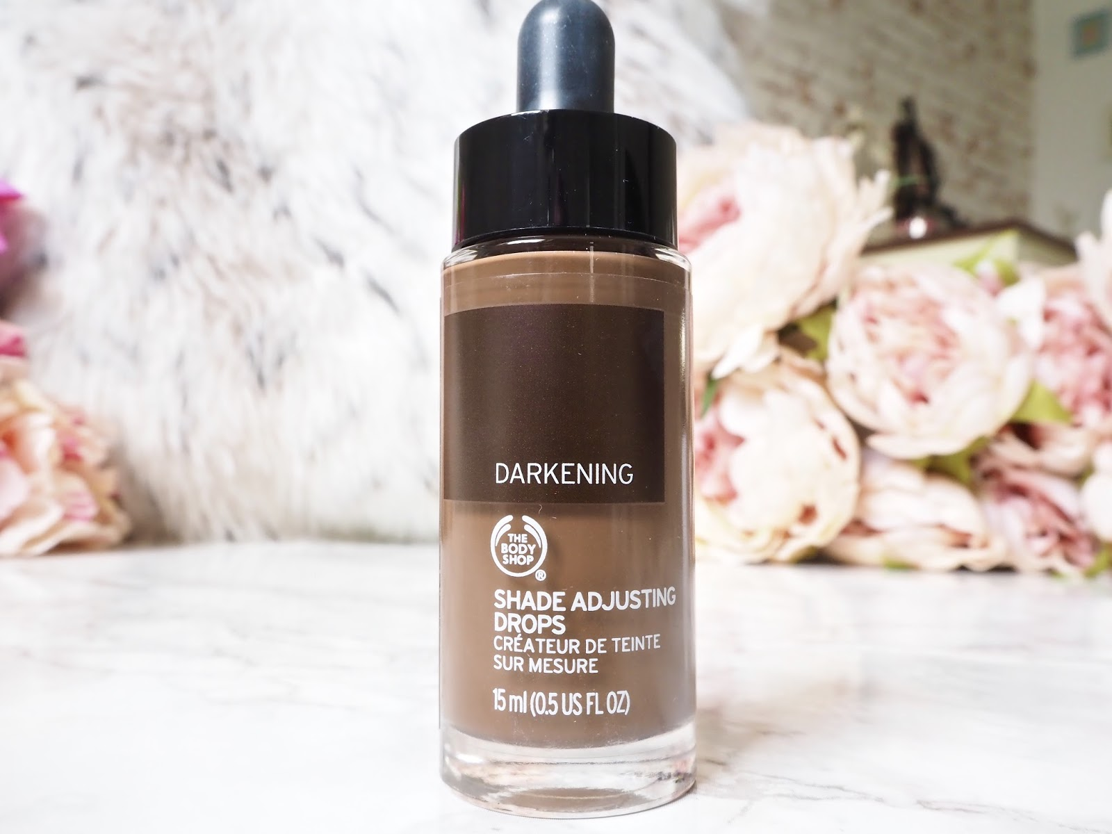 The Body Shop Shade Adjusting Darkening Drops