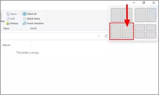 Cara Split Screen di Windows 11-8