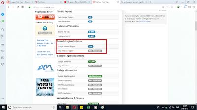 Agar Artikel Terindex Bing, Cuma Copy Paste URL