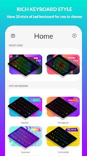 LED Keyboard Lighting – Mechanical Keyboard RGB v5.3.0 Premium APK