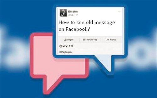 How To Find Old Facebook Messages