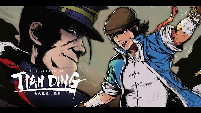 The Legend of Tianding, jogo de ação 2D inspirado no folclore tailandês, será lançado no Switch em outubro