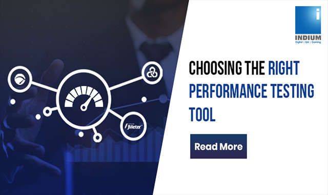 How to Choose the Right Performance Testing Tool #infographic
