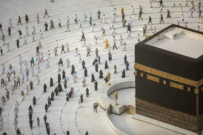 Umrah flights suspended from Indonesia and Pakistan until further notice