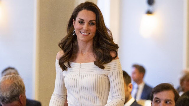 Księżna Kate na gali Action on Addiction