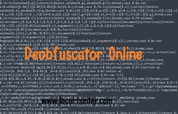 6 Situs Deobfuscator JavaScript Online