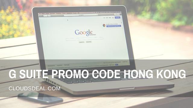 G Suite promo code Hong Kong