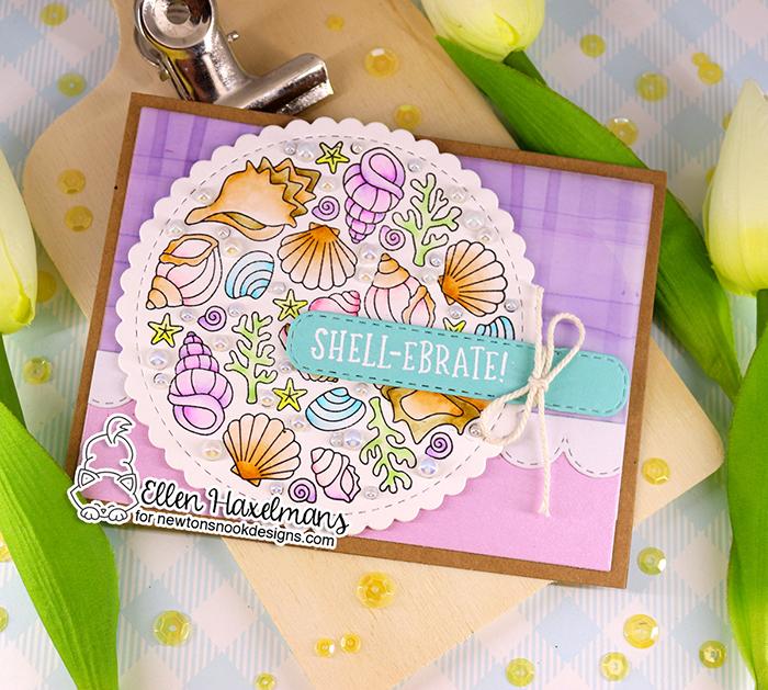 #newtonsnook #newtonsnookdesigns #handmadecard #cardmaking #stamping #hellocard #friendshipcard  #nnd #card #cardmaking #handmade #stampset #dieset #paperart #hobby #drawing #zigmarkers #zigclearcolorrealbrush #ZigCleanColorBrushMarkers #watercoloring #summercard #beachcard  #shakercard #BBQRoundaboutstampset #SeashellRoundaboutstampset