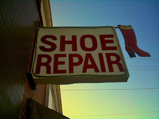 Shoe Repair by HolyCowboy http://www.flickr.com/photos/holycowboy/