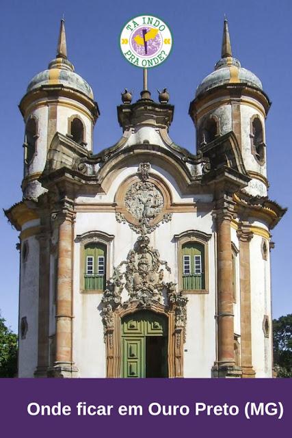 Onde ficar em Ouro Preto?