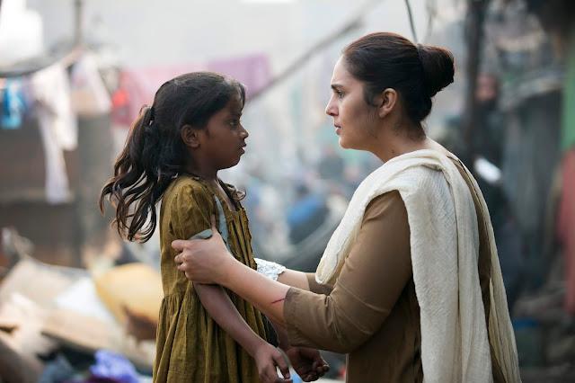 "Cena de ""Leila"" com Huma Qureshi - Créditos: Avantika Meattle/Netflix"