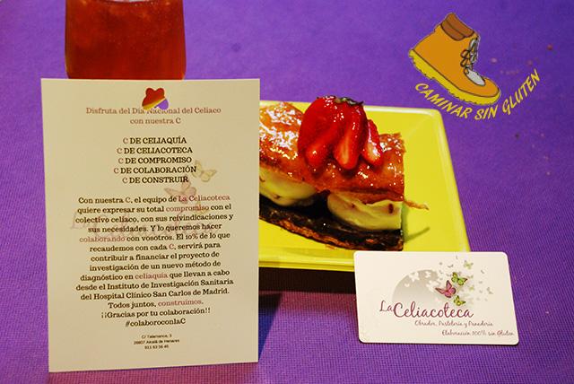 Dulce C de La Celiacoteca