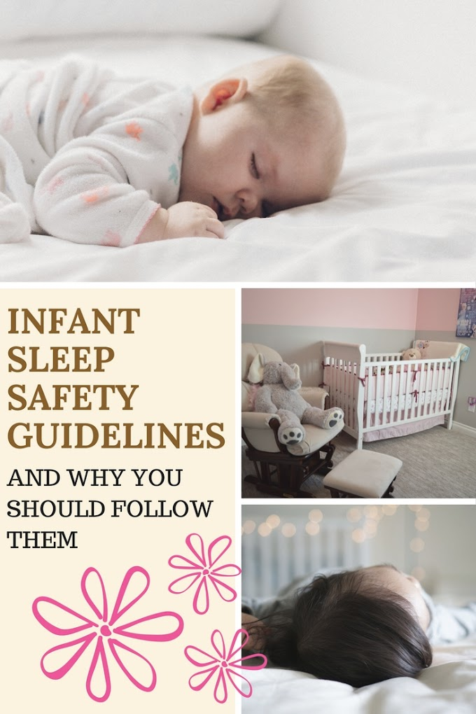 Why You Should Follow Infant Sleep Safety Guidelines