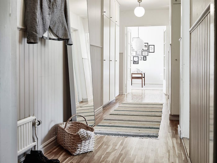 ideas para renovar tu casa-pasillo- hall