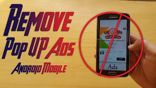 How to get rid of pop up ads on android home screen