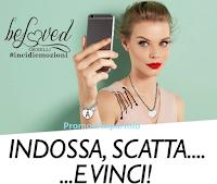 Logo  ''Indossa, scatta e...vinci'': in palio, gratis, 2 gioielli Beloved