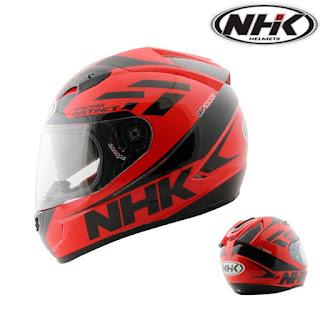 helm NHK full face GP 1000