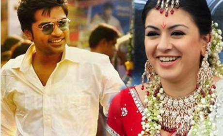 """Disgusting Life with Simbu"" – Hansika's open talk about her love with Simbu"