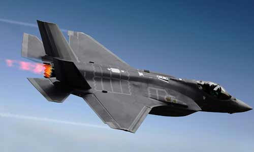 TAIWAN WANTS U.S. F-35 JETS TO DEFEND AGAINST CHINESE INVASION