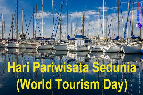 hari pariwisata dunia internasional sedunia
