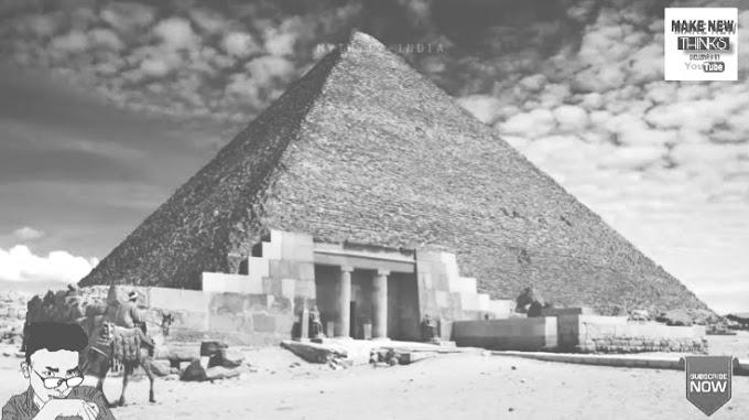 मिस्र के पिरापिडों पर आज भी शोध जारी है