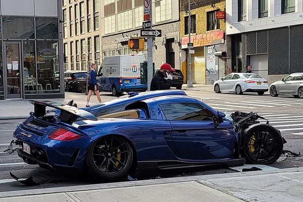 Gemballa Mirage GT (Porsche Carrera GT)