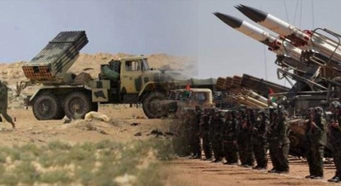 🔴 البلاغ العسكري 115 : وحدات جيش التحرير الشعبي الصحراوي تستهدف قوات العدو في المحبس، حوزة وأوسرد.
