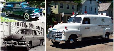 Ford Classic Ambulance