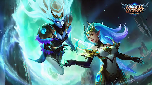 Wallpaper Skin Zodiac Selena - Gemini Shadow