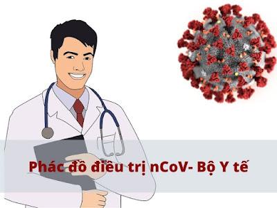 Bộ Y tế đã ban hành phác đồ điều trị Viêm phổi cấp do Vi rút Corona nCoV